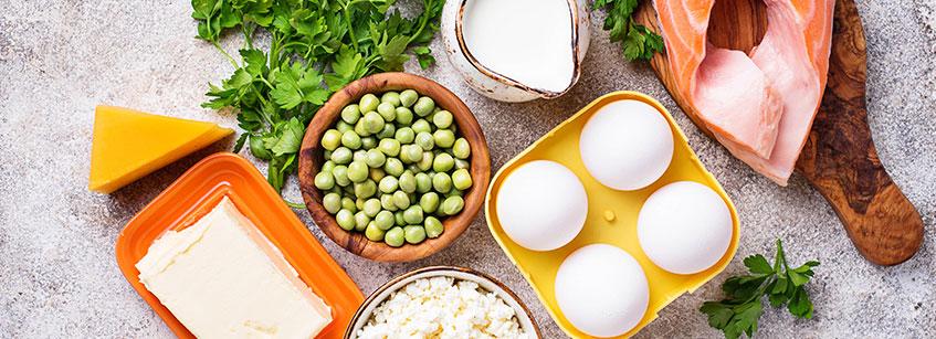 alimentos ricos en vitamina d, comidas con vitamina d, beneficios vitamina d